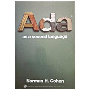 ADA : As a Second Language N/A 9780070115897 Front Cover