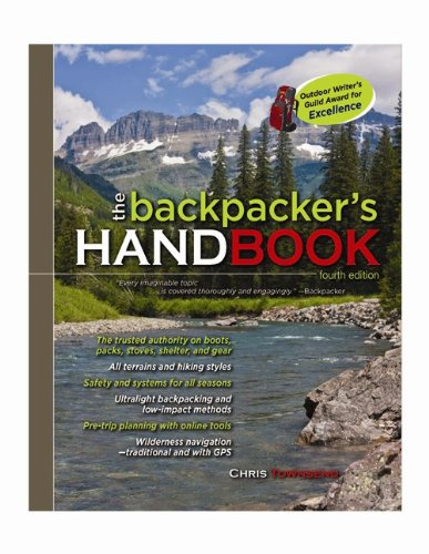 Backpacker's Handbook  4th 2012 9780071754897 Front Cover