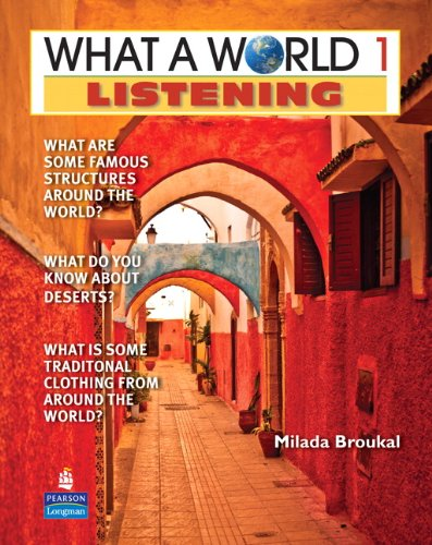 What a World Listening  2nd 2011 (Revised) 9780132473897 Front Cover