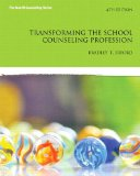 Transforming the School Counseling Profession  4th 2015 edition cover