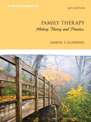 Family Therapy: History, Theory, and Practice, Video-enhanced Pearson Etext Access Card 6th 2014 9780133588897 Front Cover