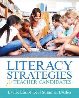 Literacy Strategies for Teacher Candidates   2013 edition cover