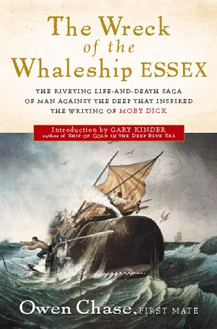 Wreck of the Whaleship Essex   1965 edition cover