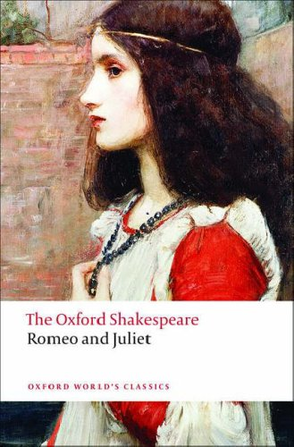 Romeo and Juliet The Oxford Shakespeare Romeo and Juliet  2008 edition cover