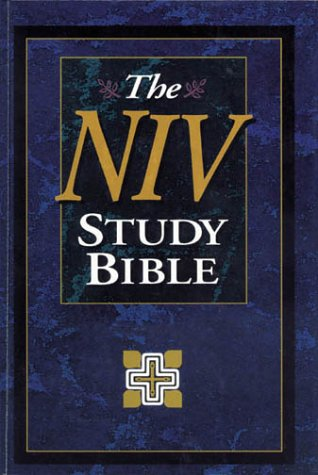 NIV Study Bible Personal Size 10th (Anniversary) 9780310925897 Front Cover