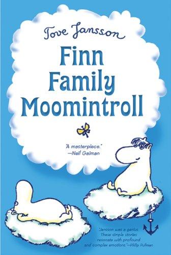 Finn Family Moomintroll   2010 edition cover