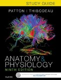 Study Guide for Anatomy and Physiology  9th 2015 edition cover