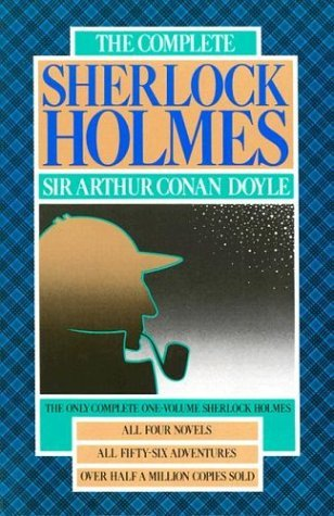 Complete Sherlock Holmes  N/A edition cover
