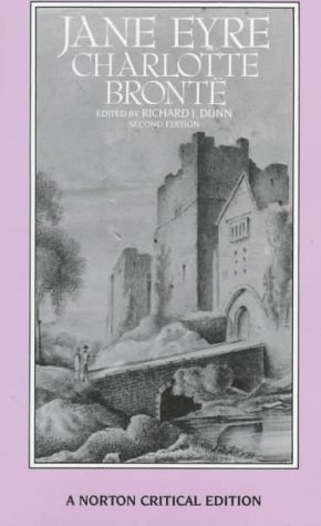 Jane Eyre  2nd 1987 edition cover