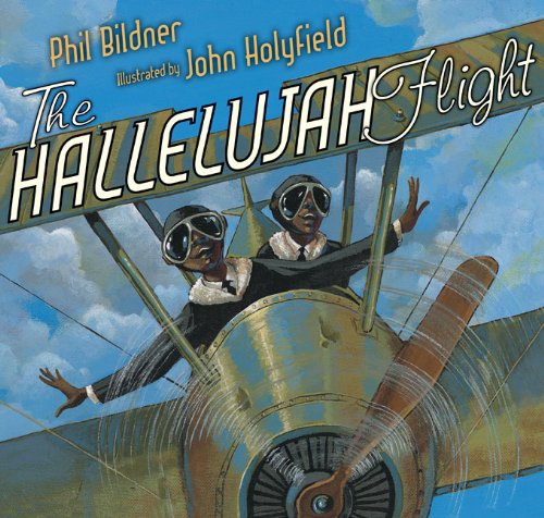 Hallelujah Flight   2010 edition cover