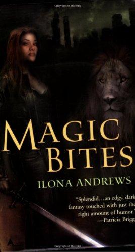 Magic Bites  N/A edition cover