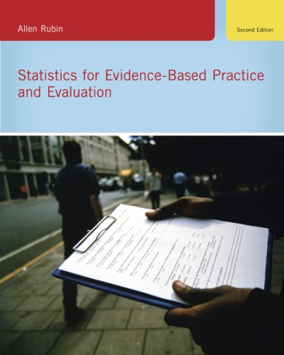 Statistics for Evidence-Based Practice and Evaluation  2nd 2010 edition cover