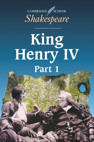 King Henry IV   1998 edition cover