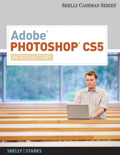 Adobe� Photoshop CS5, Introductory   2011 9780538473897 Front Cover