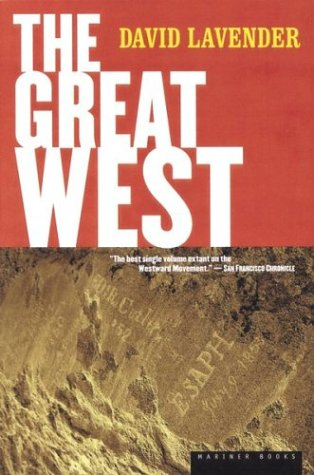 Great West   2000 edition cover