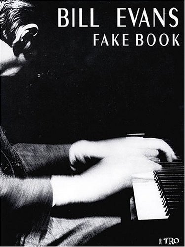 Bill Evans Fake Book  N/A edition cover