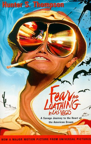 Fear and Loathing in Las Vegas A Savage Journey to the Heart of the American Dream 2nd 1971 (Movie Tie-In) 9780679785897 Front Cover