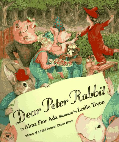 Dear Peter Rabbit   1997 edition cover