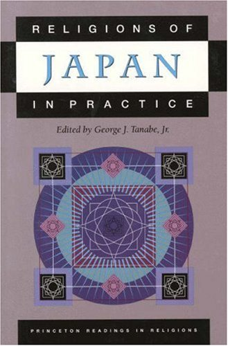 Religions of Japan in Practice   1999 edition cover