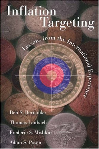 Inflation Targeting Lessons from the International Experience  2001 edition cover