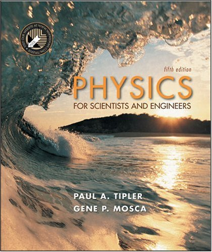 Physics for Scientists and Engineers Extended Version 5th 2003 edition cover