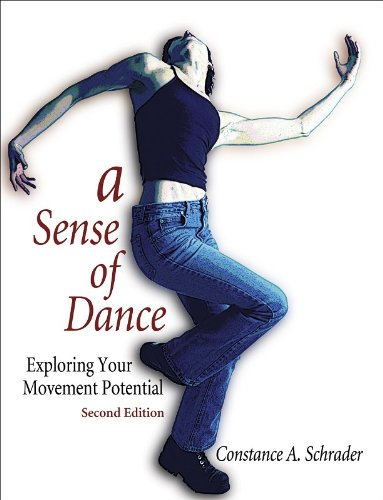 Sense of Dance Exploring Your Movement Potential 2nd 2005 (Revised) edition cover