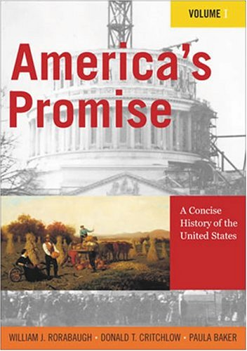 America's Promise A Concise History of the United States  2003 edition cover