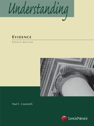 Understanding Evidence:   2013 edition cover