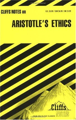 Aristotle's Ethics   1966 edition cover