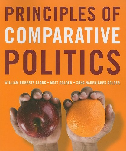 Principles of Comparative Politics   2007 (Revised) edition cover