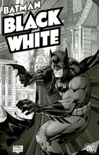 Batman Black and White N/A 9781401215897 Front Cover