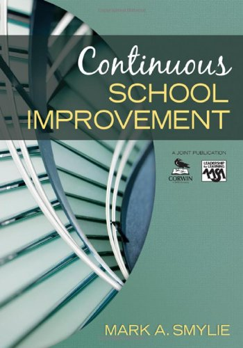 Continuous School Improvement   2010 edition cover