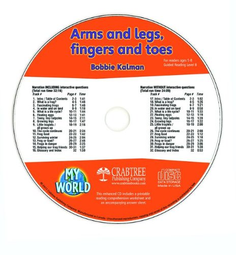Arms and Legs, Fingers and Toes:  2011 edition cover