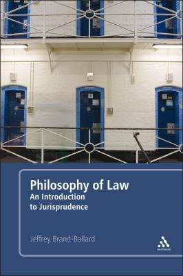 Philosophy of Law Introducing Jurisprudence  2013 edition cover