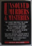 Unsolved Murders and Mysteries N/A 9781555215897 Front Cover