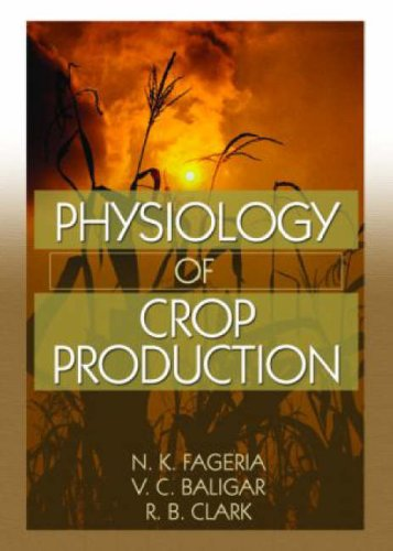 Physiology of Crop Production   2006 9781560222897 Front Cover