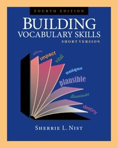 Building Vocabulary Skills, Short Version  4th 2009 edition cover