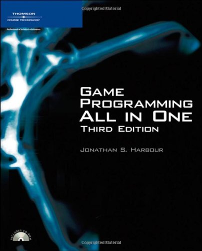 Game Programming All in One  3rd 2007 (Revised) 9781598632897 Front Cover