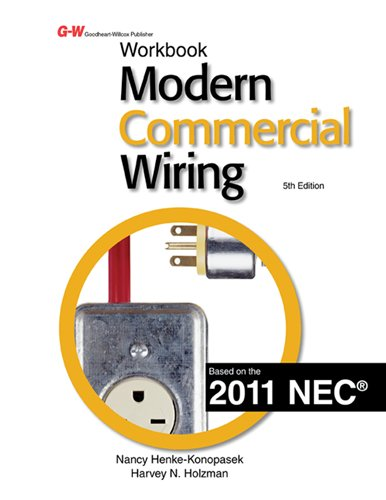 Modern Commercial Wiring  5th 2011 edition cover