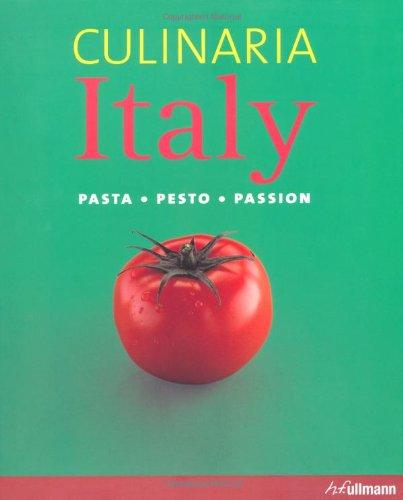 Culinaria Italy  2013 edition cover