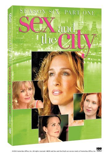 Sex and the City: Season 6, Part 1 System.Collections.Generic.List`1[System.String] artwork
