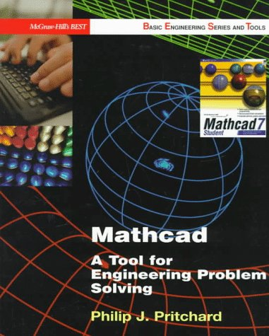 MathCad A Tool for Engineering Problem Solving  1998 9780070121898 Front Cover