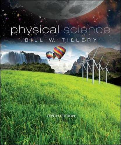 Physical Science  10th 2014 9780073513898 Front Cover