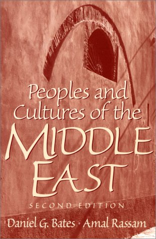 Peoples and Cultures of the Middle East  2nd 2001 edition cover