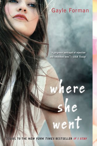 Where She Went  N/A 9780142420898 Front Cover