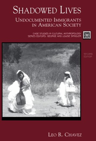 Shadowed Lives Undocumented Immigrants in American Society 2nd 1998 (Revised) edition cover
