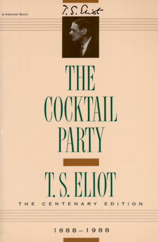 Cocktail Party   1964 edition cover
