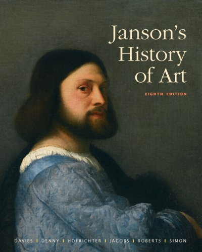 Janson's History of Art  8th 2011 edition cover