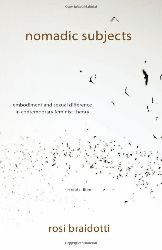 Nomadic Subjects Embodiment and Sexual Difference in Contemporary Feminist Theory 2nd 2011 9780231153898 Front Cover