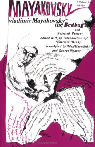 Bedbug and Selected Poetry   1975 (Reprint) edition cover